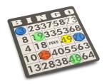 10/5000 Tarjeta de bingo